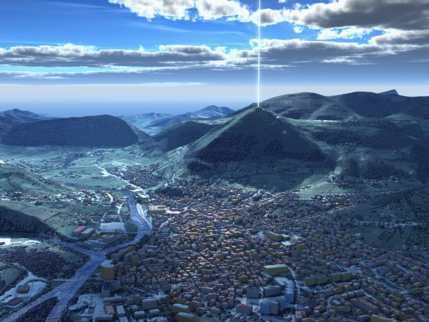 10 unexplainable discoveries on Earth Bosnian-Pyramid-of-the-Sun