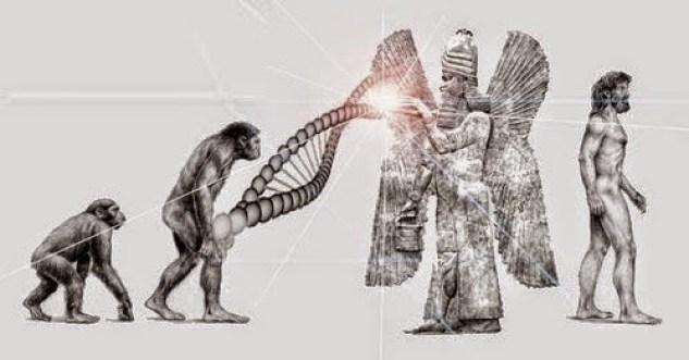 São os Anunnaki antigo o elo que faltava em nossa história amnésico?