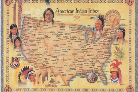 north american indians.