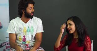 Pelli Choopulu leads Interviewed by Darshi And Abhay