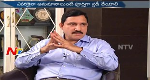 Exclusive Interview with Union Minister Sujana Chowdary