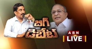 MD Radha Krishna Big Debate With Jaipal Reddy -AP Bifurcation -LIVE