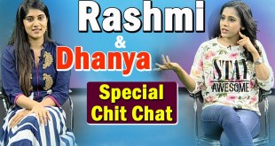 Special Chit Chat With Rashmi and Dhanya Balakrishna