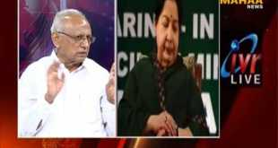 Editors Time with IVR : Jaya demise benefits Sasikala ?