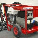 Generator Theft in Longstock
