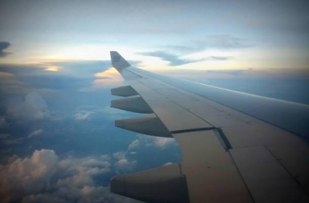 flying buddhism