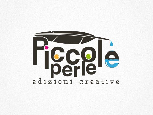 Creazione Logo Piccole Perle edizioni creative