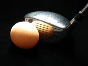golf club egg