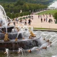 Франция: в пригородах Парижа. Фоторепортаж