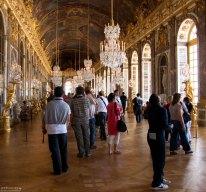Зеркальная галерея (фр. Galerie des Glaces) - самый известный интерьер Версальского дворца.