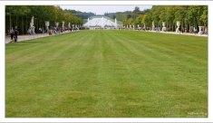 """""""Зелёный ковер"""" - полоса идеального газона длиной 300 метров между фонтанами Латоны и Аполлона."""