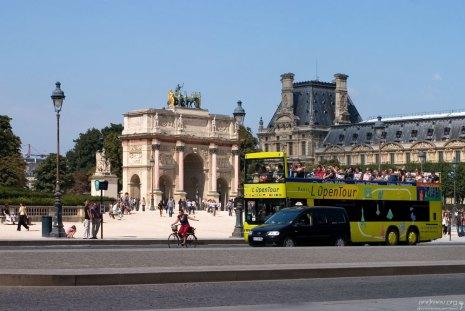 Автобусный тур L'Open Bus Tour.