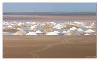 Соляное месторождение близ Naila.