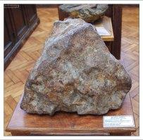 Железно-каменный метеорит Сеймчан один из 40 подобных в мире. НИИ им. А. П. Карпинского.
