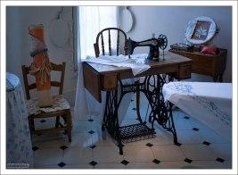 Квартира в Доме Мила, оформленная в стиле 20-х годов XX века.