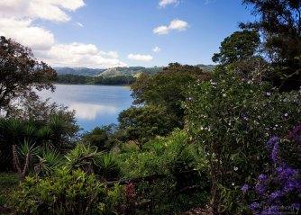 Озеро Cachi, где водится изумительная по вкусовым качествам форель.