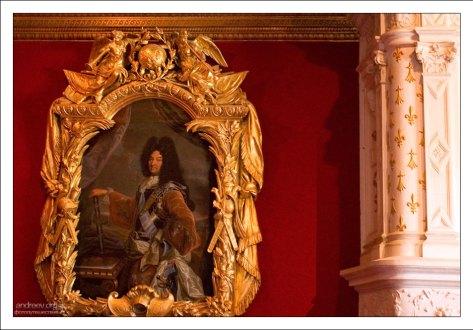Людовик XIV - последний представитель королевской семьи Франции, живший в замке Шенонсо.