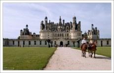 Шамбор - это королевский охотничий дом Франциска I.