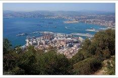 Гибралтарский порт.