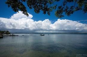 Залив San Juan.