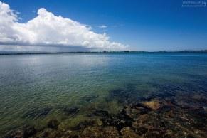 Прозрачные воды залива Сан-Хуан.