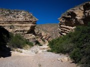 Вход в необычный каньон Эрнста (Ernst Canyon).