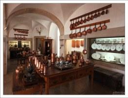 Монастырская кухня. Palácio Nacional da Pena.