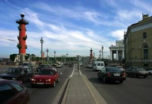 Питерский трафик.