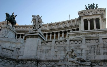 Дворец Виктора Эммануэля II, короля объединенной Италии.