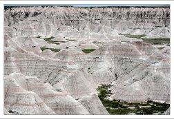 Хребты и каньоны сформировались около пяти тысяч лет назад.
