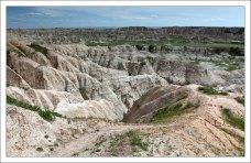 Через 500 тысяч лет от этих скал уже ничего не останется.