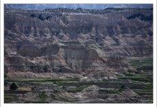 Бэдлендс просуществуют еще около миллиона лет.