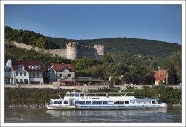Прогулочные суда на Дунае.