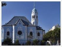 Церковь Святой Елизаветы или Голубая церковь.