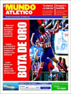 El Mundo Atletico (Madrid)