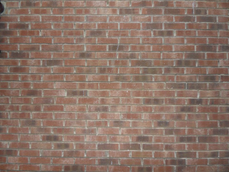 Large Of Black Brick Wall