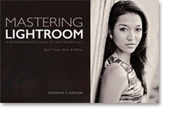 Mastering Lightroom Book Three: Black & White ebook cover