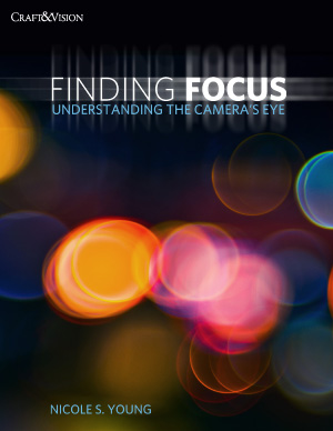 Finding Focus by Nicole S. Young cover