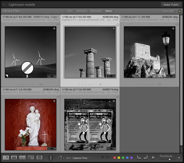 how to open a photo in lightroom
