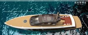 25 Metre motor yacht.