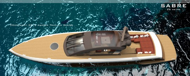 25 Metre motor yacht-2