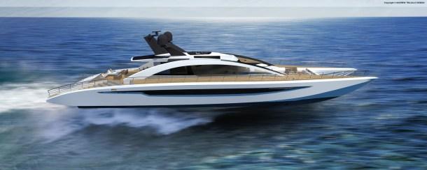 45 Metre motor yacht-Catamaran