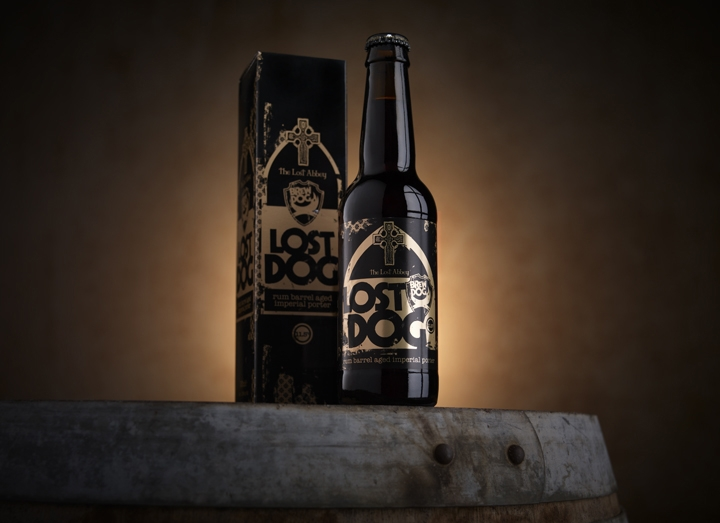 How long is a delivery from brewdog? ask the lost dog