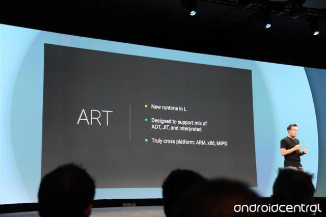 android L Google I / O