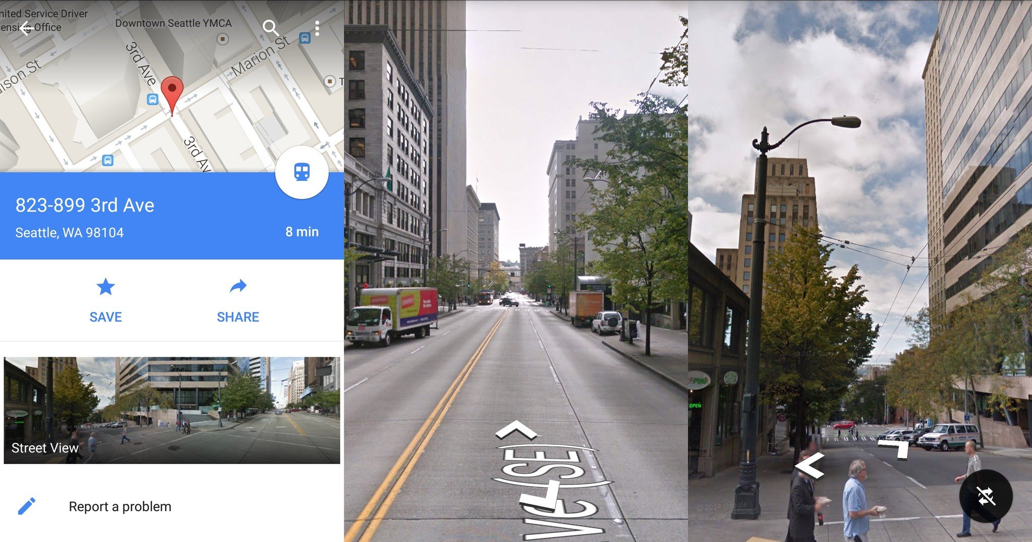 How to use Google Maps Street View on your phone or tablet   Android     Google Maps Street View