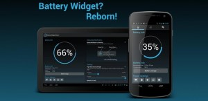 Battery Widget Reborn para Android