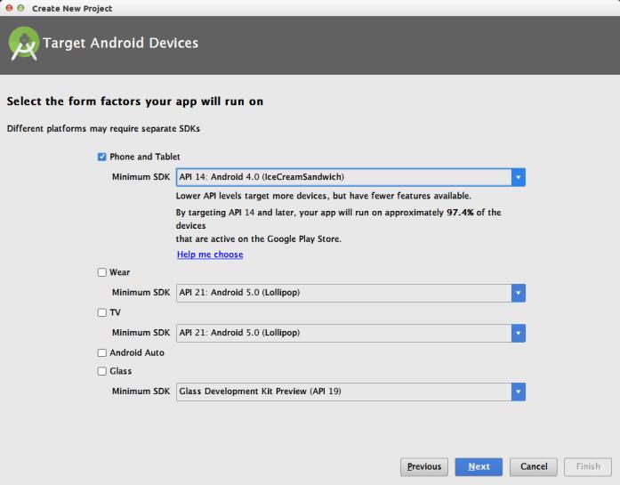 Android te JSON Veriyle Çalışmak - Minimum SDK
