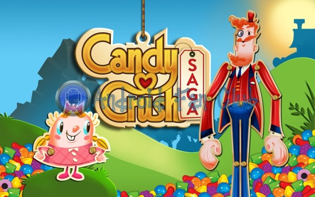 Candy Crush Saga for Android smartphones & tablets