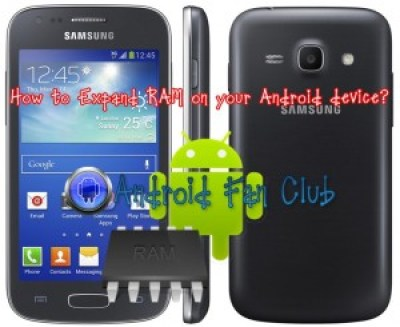 How to increase Android RAM by using RAM Expansion Tool?