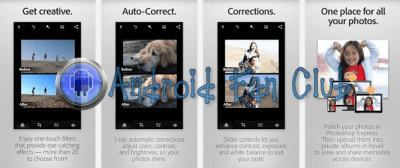 Adobe Photoshop Express by Adobe Systems Android